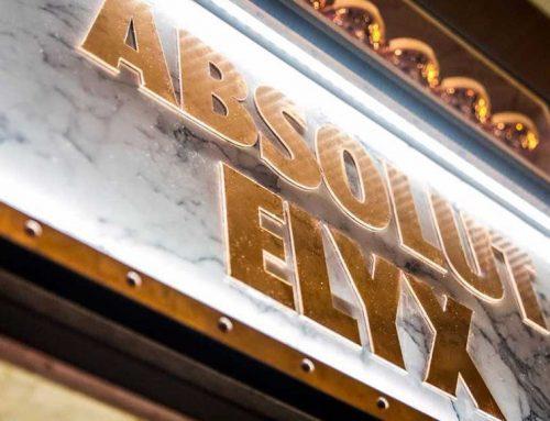 Absolut Elyx | Maatwerk Bar