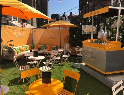 Veuve Clicquot | Event Styling