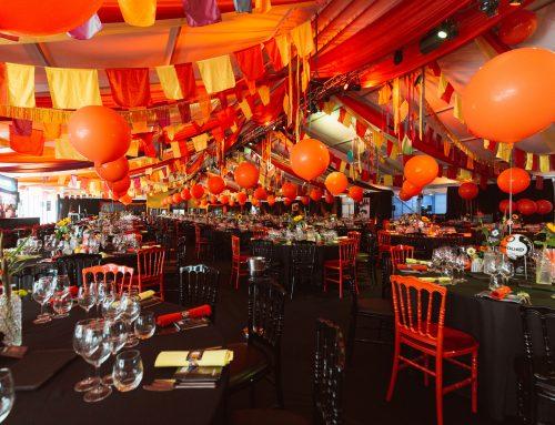 Feyenoord Gala 2018 | Ontwerp & Event Styling