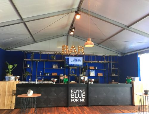 Wish! Company | KLM Open | Event Styling
