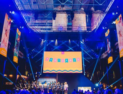 BAAS   RTL Festifall   Event design & rental
