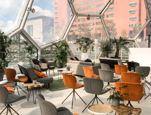 Drijvend Paviljoen | Event design & rental