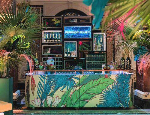 Perrier-Jouët Art of the Wild | Beverage concept, event design & rental