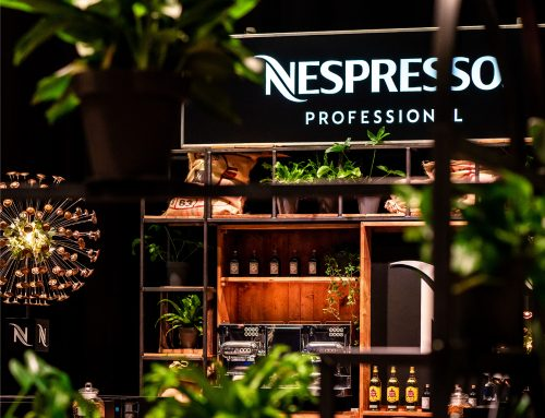 Nespresso | Entree Awards | Beverage concepts & custom made
