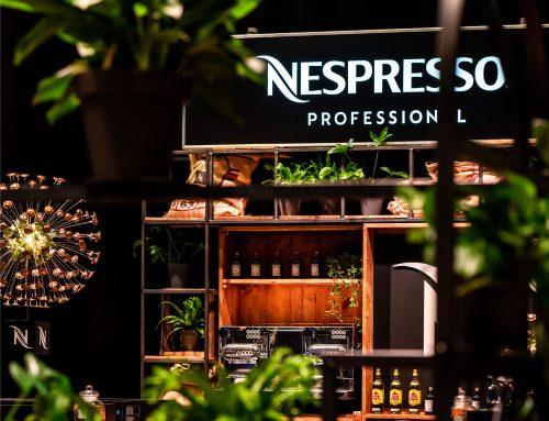 Nespresso | Entree Awards | Beverage concepts & custom made
