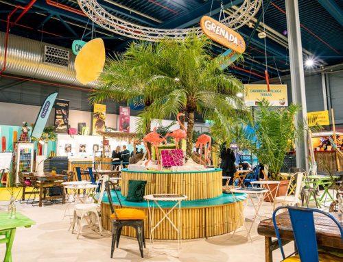 Caribbean village | Vakantiebeurs | Exhibition, event design & rental