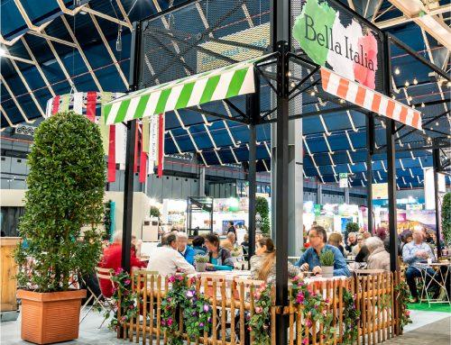 Bella Italia | Vakantiebeurs | Exhibition, event design & rental