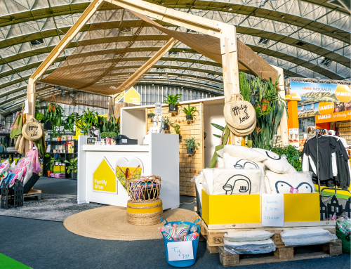 DIY Experience | Huishoudbeurs | Exhibition, event design & rental
