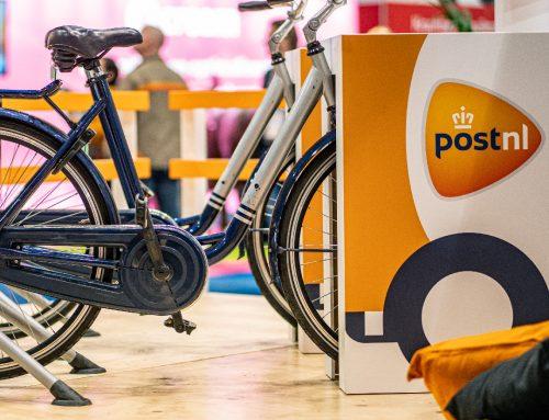 PostNL  | Webwinkel Vakdagen | Exhibition & custom made