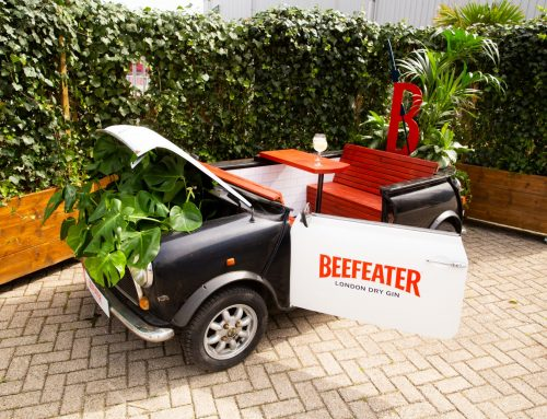 Beefeater | Custom made