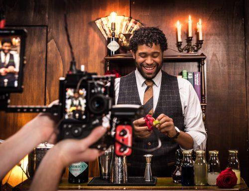 Hendrick's Gin | Hendrick's Gin Homeschool | Beverage concepts