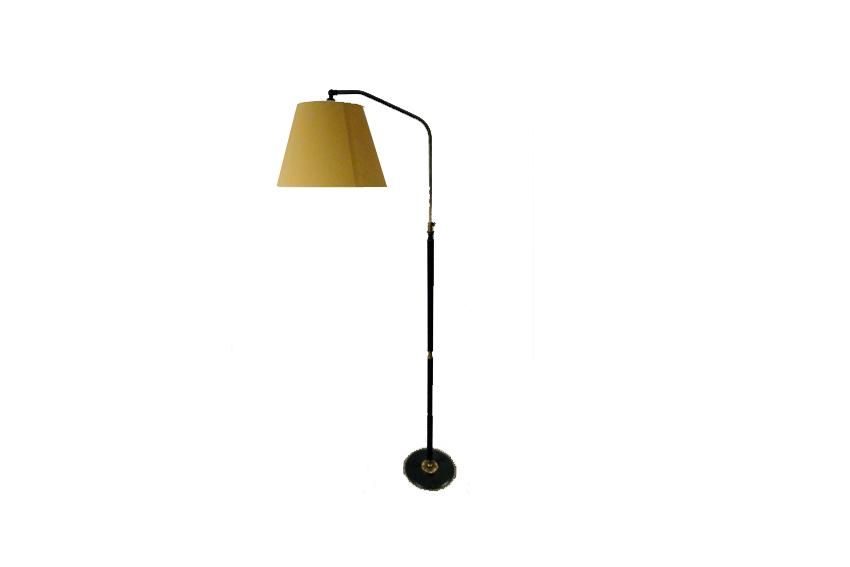 Beste Berlin vintage staande lamp met kap - p/st - Boozed CI-63